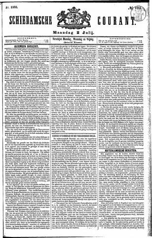 Schiedamsche Courant 1866-07-02