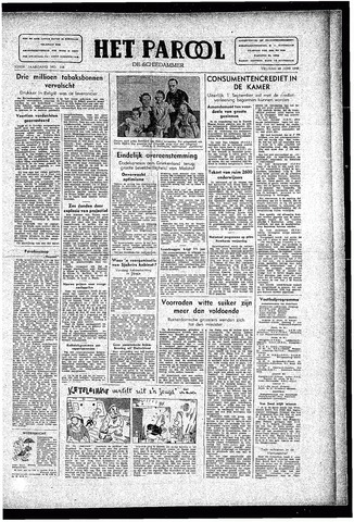 Rotterdamsch Parool / De Schiedammer 1946-06-28
