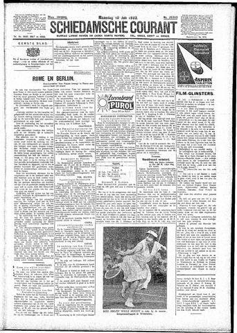 Schiedamsche Courant 1933-07-10