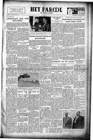Rotterdamsch Parool / De Schiedammer 1947-02-15