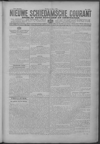 Nieuwe Schiedamsche Courant 1925-03-24