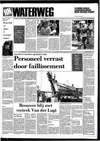 Rotterdamsch Nieuwsblad / Schiedamsche Courant / Rotterdams Dagblad / Waterweg / Algemeen Dagblad 1985-07-09