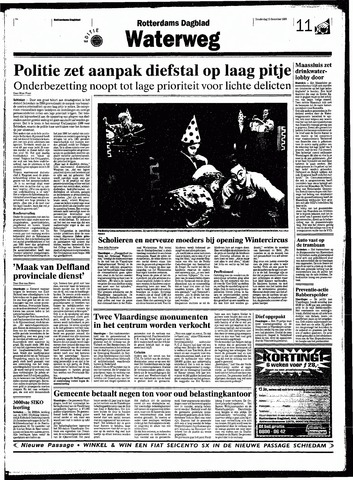 Rotterdamsch Nieuwsblad / Schiedamsche Courant / Rotterdams Dagblad / Waterweg / Algemeen Dagblad 1998-12-10
