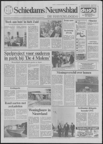 De Havenloods 1987-04-28