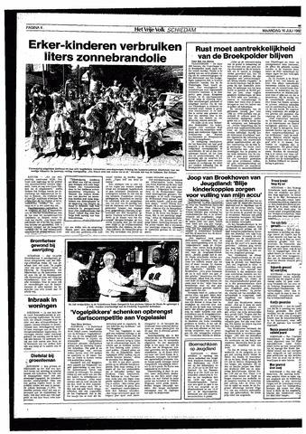 Het Vrije volk 1990-07-16