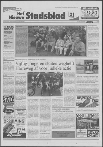Het Nieuwe Stadsblad 2000-07-20