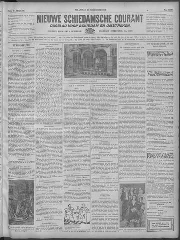 Nieuwe Schiedamsche Courant 1932-11-21