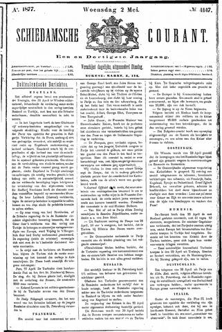 Schiedamsche Courant 1877-05-02