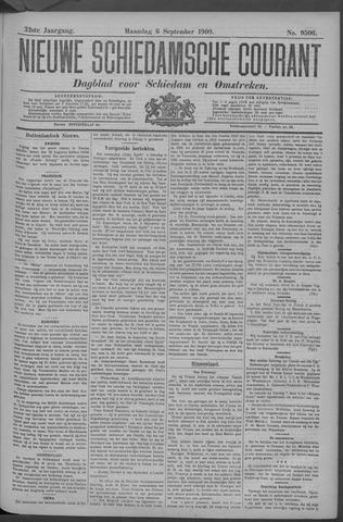 Nieuwe Schiedamsche Courant 1909-09-06