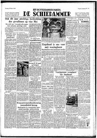 Rotterdamsch Parool / De Schiedammer 1949-03-29
