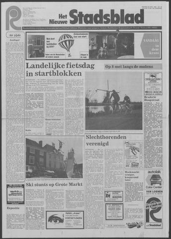 Het Nieuwe Stadsblad 1982-04-23