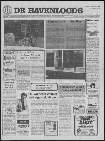 De Havenloods 1974-09-19