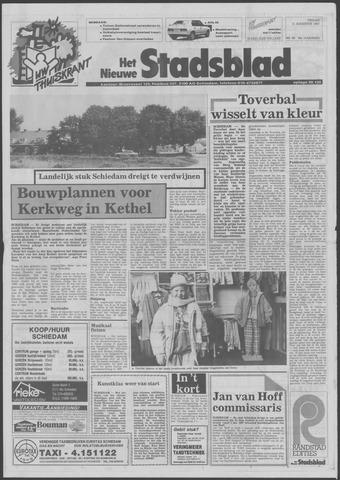 Het Nieuwe Stadsblad 1987-08-21
