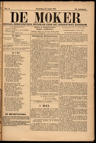 De Moker 1912-04-27