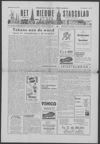 Het Nieuwe Stadsblad 1959-06-24