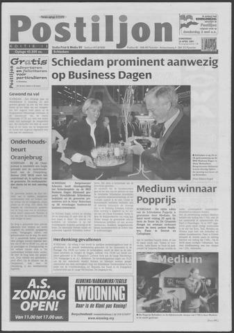 Postiljon 2001-04-26