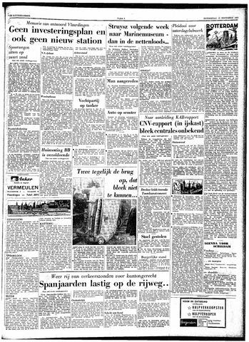 Trouw / De Rotterdammer 1962-11-15