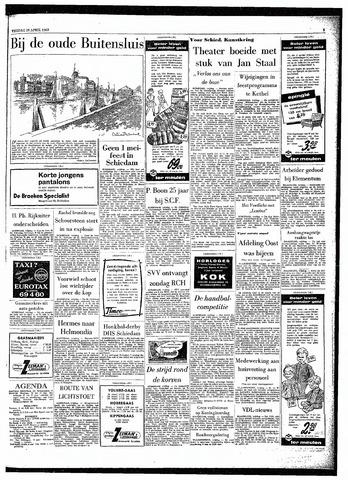 Rotterdamsch Parool / De Schiedammer 1963-04-26