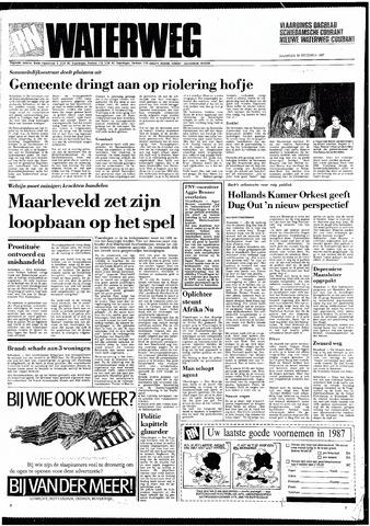 Rotterdamsch Nieuwsblad / Schiedamsche Courant / Rotterdams Dagblad / Waterweg / Algemeen Dagblad 1987-12-28