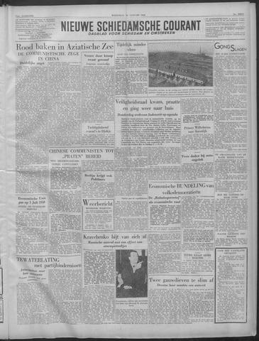 Nieuwe Schiedamsche Courant 1949-01-26