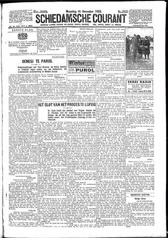 Schiedamsche Courant 1933-12-18