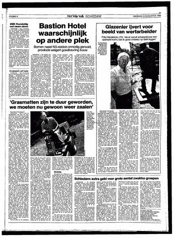 Het Vrije volk 1990-08-14