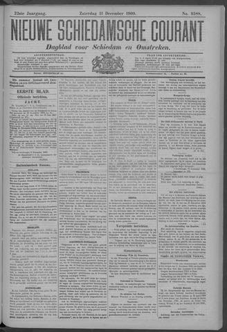 Nieuwe Schiedamsche Courant 1909-12-11