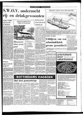 Rotterdamsch Parool / De Schiedammer 1970-11-18