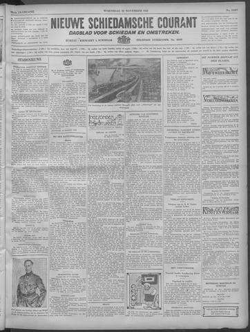 Nieuwe Schiedamsche Courant 1932-11-23