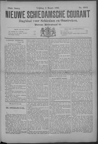 Nieuwe Schiedamsche Courant 1901-03-08