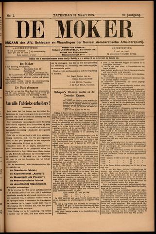 De Moker 1909-03-13