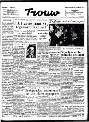 Trouw / De Rotterdammer 1959-06-03