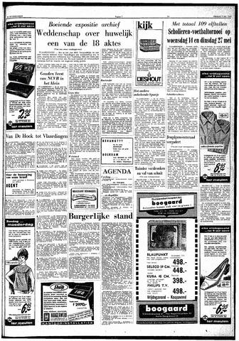 Trouw / De Rotterdammer 1969-05-09