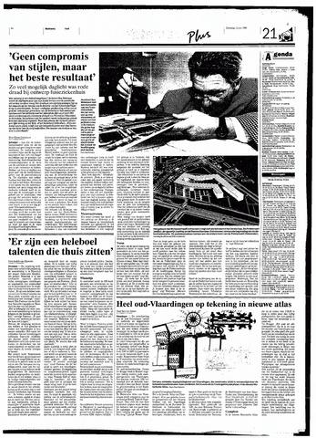 Rotterdamsch Nieuwsblad / Schiedamsche Courant / Rotterdams Dagblad / Waterweg / Algemeen Dagblad 1998-06-13