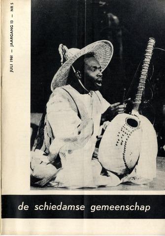 Schiedamse Gemeenschap (tijdschrift) 1961-07-01