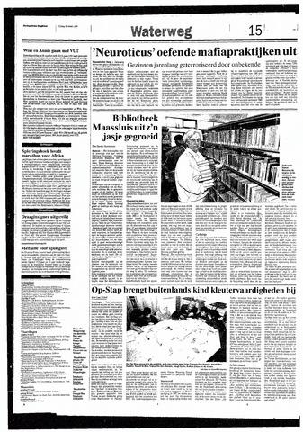Rotterdamsch Nieuwsblad / Schiedamsche Courant / Rotterdams Dagblad / Waterweg / Algemeen Dagblad 1993-03-26