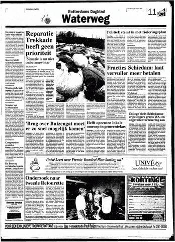 Rotterdamsch Nieuwsblad / Schiedamsche Courant / Rotterdams Dagblad / Waterweg / Algemeen Dagblad 1998-10-22