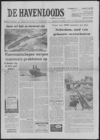 De Havenloods 1965-04-22