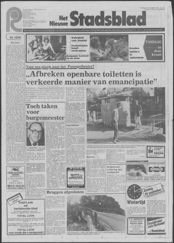 Het Nieuwe Stadsblad 1982-09-24