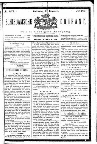 Schiedamsche Courant 1879-01-18