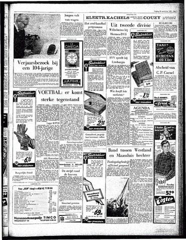 Rotterdamsch Parool / De Schiedammer 1963-11-29