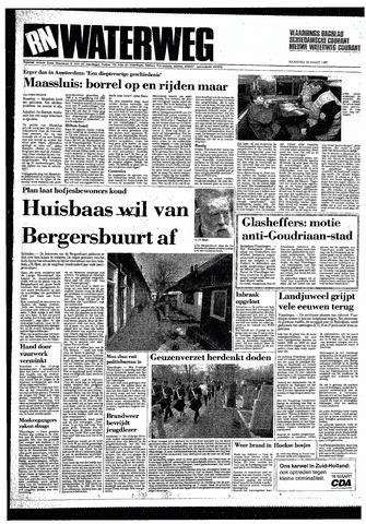 Rotterdamsch Nieuwsblad / Schiedamsche Courant / Rotterdams Dagblad / Waterweg / Algemeen Dagblad 1987-03-16