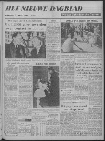 Nieuwe Schiedamsche Courant 1961-03-15
