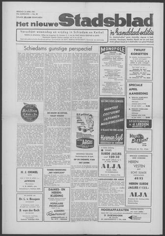 Het Nieuwe Stadsblad 1961-04-14