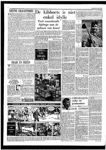 Rotterdamsch Parool / De Schiedammer 1957-05-09
