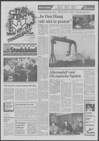 Het Nieuwe Stadsblad 1988-02-10