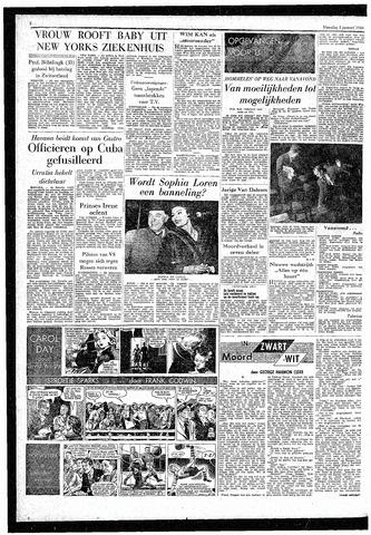 Rotterdamsch Parool / De Schiedammer 1959-01-05
