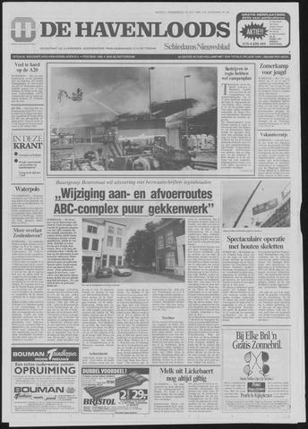 De Havenloods 1992-07-16