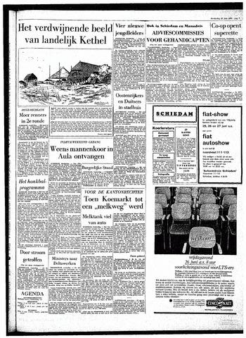 Rotterdamsch Parool / De Schiedammer 1964-06-25