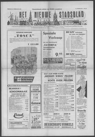 Het Nieuwe Stadsblad 1955-02-25